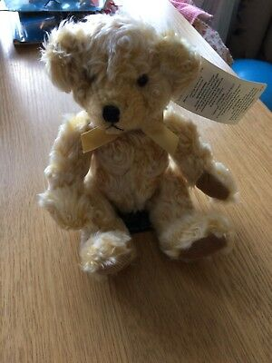Russ Berrie & Co 'Cosgrove' Teddy With Tags