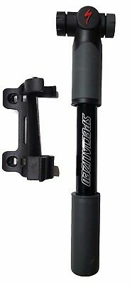Specialized Airforce 4 Cycling Pump - Presta/Schrader - Old Stock