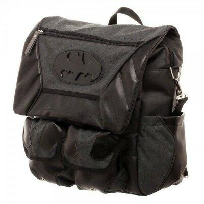 Dc Comics Backpack Batman Costume Inspired Utility Bag [2196516]