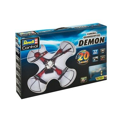 Long Flight Cam-Copter Demon 20 Minutes Flight Time Revell Drone - Brand New!