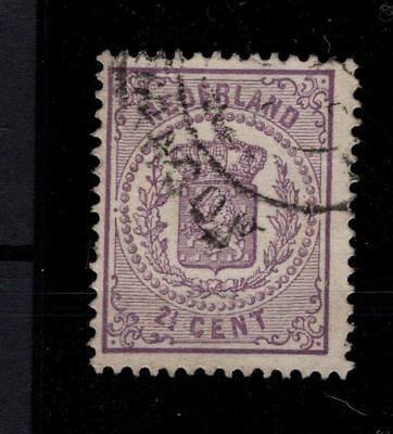 P45057/ Pays Bas / Netherlands / Sg # 62 Obl / Used 112 €