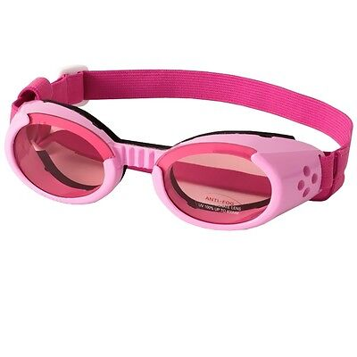 Doggles ILS  Interchangeable Lens System  Pink Frame / Pink Lens, Sizes: Medium