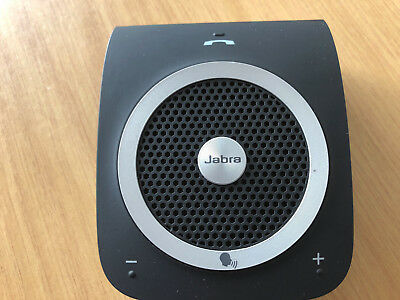 Jabra Tour Hfs101 Universal Bluetooth Car Visor Kit Speakerphone Device Only
