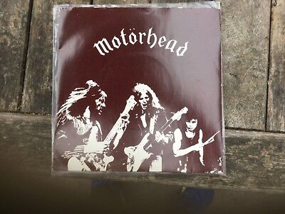 Motörhead Ep - Beer Drinkers & Hell Raisers - 1980 Big Beat Records / M-