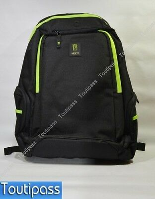 MONSTER ENERGY Sac à dos PRODUIT OFFICIEL NO COPY