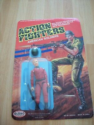 Action Fighters Soldato American Soldiers Globo