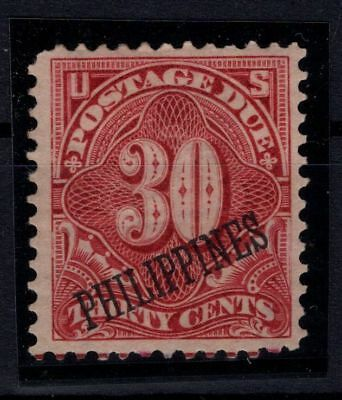 P42494/ Philippines / Us Administration – Scott # J7 Neuf * / Mint Mh 225 €