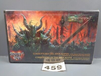 Avatars of War Chaos Corrupters of the Apocalypse Clearance 459