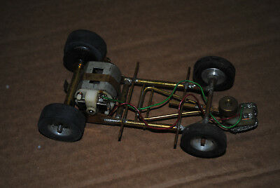 Brass Tube Chassis With 36D Motor