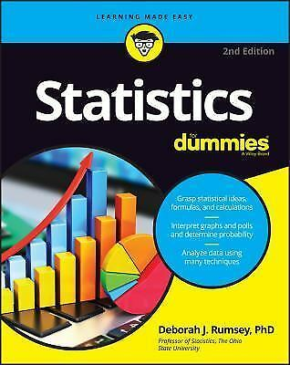 Statistics For Dummies For Dummies Lifestyle