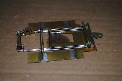 Brass Chassis  Open Tounge 1/24Th Nos