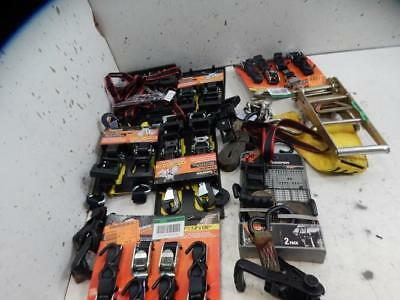Mixed Lot of Keeper Tie Down Tension Ratcheting Straps736298C28