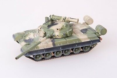 Modelcollect 1/72 Russian T-80B Main Battle Tank Camouflage AS72064