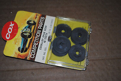 Cox 48 Tooth Gears New In The Box Lot Of 6