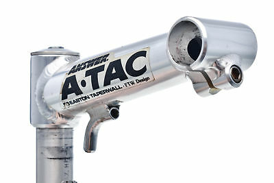 """Vintage Answer A-Tac Mountain Bike Quill Stem 25.4x155mm 17 Degree Retro 1 1/4"""""""