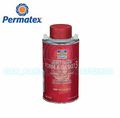 PERMATEX Aviación form-a-gasket no.3 Sellador Líquido - 115 mL - 35572