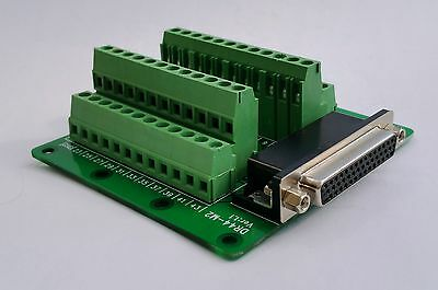 DB44 DSUB 44-pin Female Adapter Breakout Board Connector (D22)