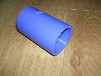 #new# Blue Silicone Hose, 55Mm X 100Mm (Turbo/intercooler/boost/coolant/air)