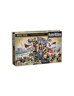 Avalon Hill Board Game Axis & Allies WWI 1914 english