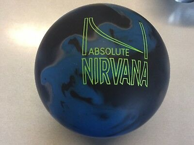BRUNSWICK ABSOLUTE  NIRVANA PRO CG  BOWLING  ball  14 lb    NEW IN BOX