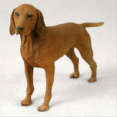 Vizsla Dog Hand Painted Canine Collectable Figurine Statue