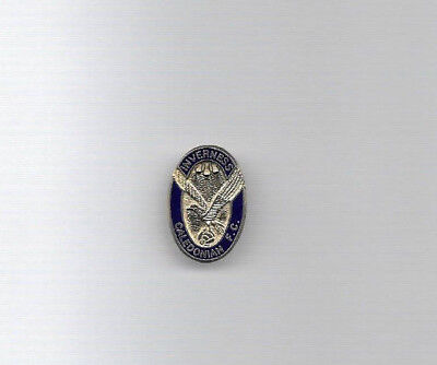 Vintage Football Badge - INVERNESS CALEDONIAN FC