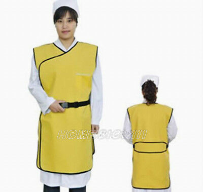 SanYi X-Ray Protective Imported Flexible Material Wrap-around Apron 0.35mmpb L H
