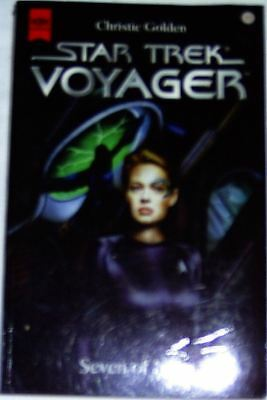 Star Trek Voyager 18 - Seven Of Nine  #18#
