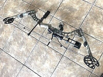 Outfitter Compound Seclusion 3D Bow
