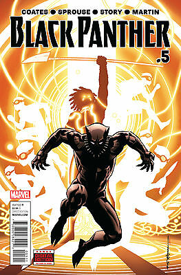 BLACK PANTHER #5, New, First print, Marvel Comics (2016)
