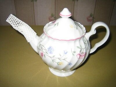 NEW CHARMING DECORATED small TEAPOT.