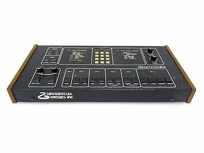 Sequential Circuits DrumTraks SCI Model 400 Vintage Analog Drum Machine Classic