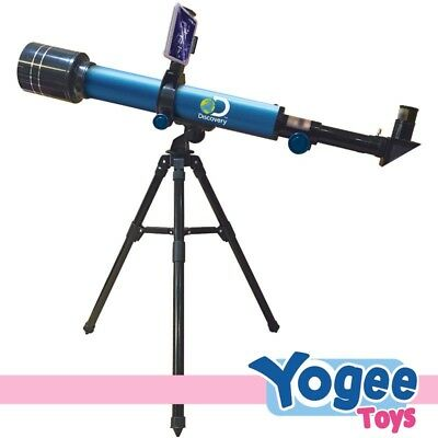 Discovery Kids Galaxy Tracker Smart Telescope
