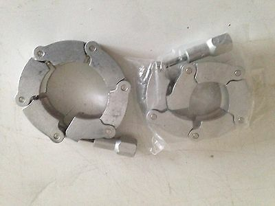 Aluminium Chain Clamps NW 40 Size