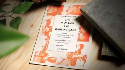 Magic trick | The Floating and Dancing Cane by Lewis Ganson | Book