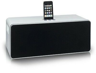 iPhone iPod Dock Docking Station MP3 Aux-in Charging Function Remote Control