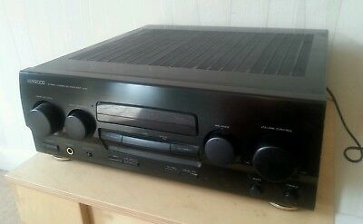 Kenwood Stereo Integrated Amplifier A-97