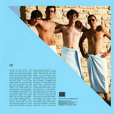 Badbadnotgood Iv New Sealed Vinyl 2Lp & Mp3 In Stock