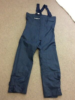 Henri Lloyd - Size Medium - Men's Sailing/Fishing High Fit Waterproof Trousers