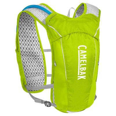 Camelbak Circuit Vest 3.5 Liters Lime Punch   Silver