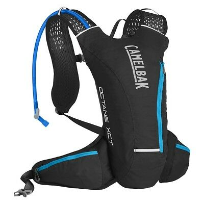 Camelbak Octane Xtc 5 5 Liters Black   Atomic Blue