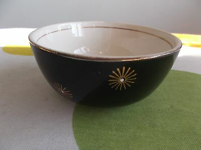 Alfred Meakin Midnight Star Sugar Bowl