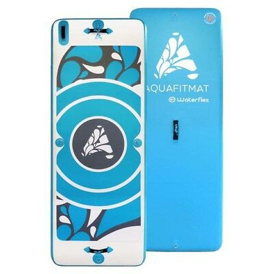 Waterflex Aquafitmat One Size Blue   White