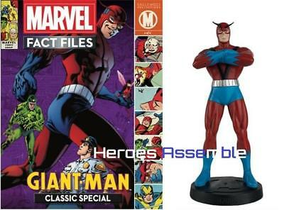 Marvel Fact Files Classic Special #3 Giant Man Figurine Avengers Eaglemoss