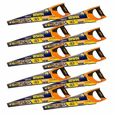 "IRWIN 10505212 Jack PLUS 880 Universal Handsaw 500mm/20"" Pack of 10"