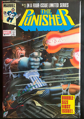 Marvel The Punisher Back To War Omnibus Dm Variant Cover Hardcover