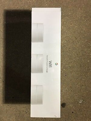 Google Wifi Home System 3 Pack