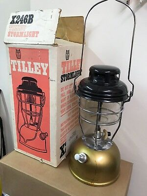 Tilley Stormlight Lamp X246B Boxed
