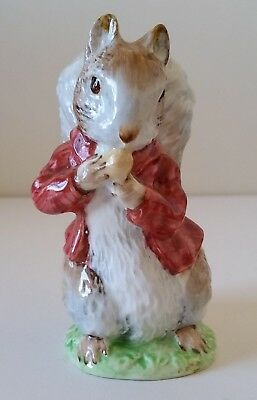 Vintage Beswick Beatrix Potter figurine Timmy Tiptoes BP3a