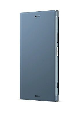 Official Sony SCSG50 Blue Style Stand Cover - Xperia™ XZ1